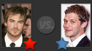 Joseph Morgan vs Ian Somerhalder