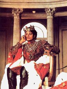 Nejsparedlivější a nejmírumilovnější král na světě. <3